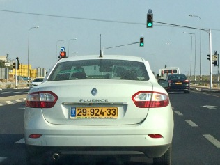 Renault Fluence car