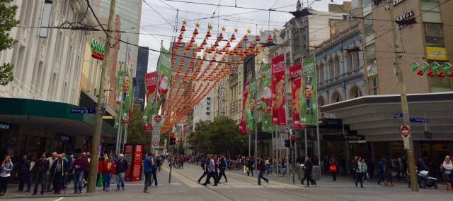 Melbourne - downtown