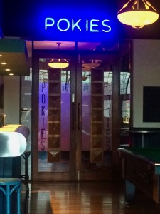 Pokies - a place to gamble or slot or poker machine