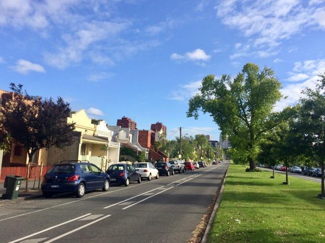 Carlton Victoria area