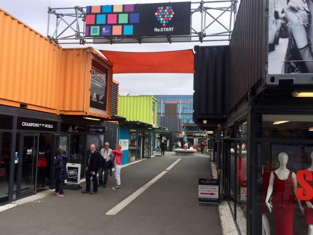 Restart container park