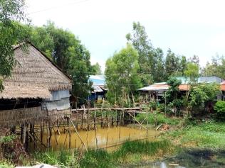Cham houses