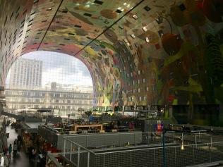 Inside Markthal