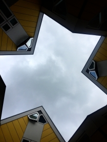 Cubic Houses of Rotterdam