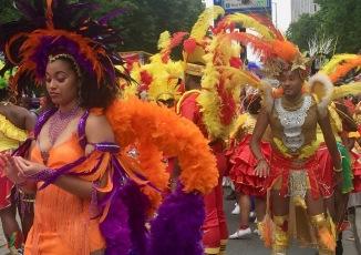 Summer Carnival Street Parade