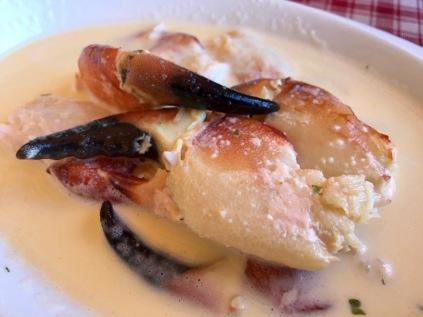 Killarney crab claws