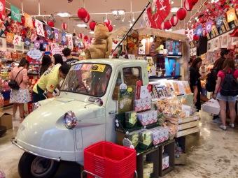 Dōtonbori Snack shop